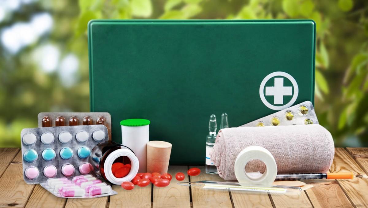 Το Φαρμακείο των Διακοπών σας