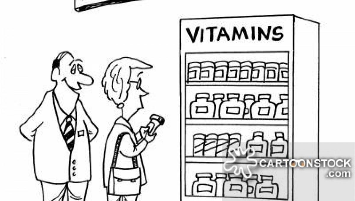 Δώστε Ώθηση στη Μνήμη και στα Κόκαλά σας με Βιταμίνες