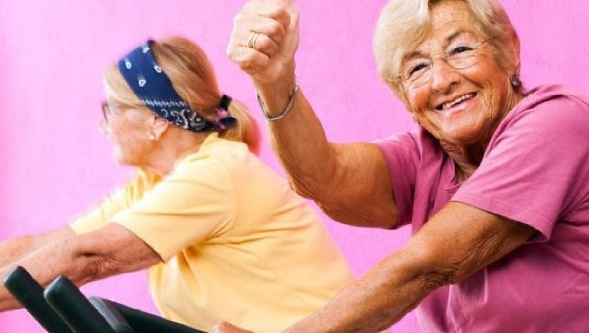 Η Άσκηση Βοηθάει τους Ηλικιωμένους να Έχουν Καλύτερη Μνήμη